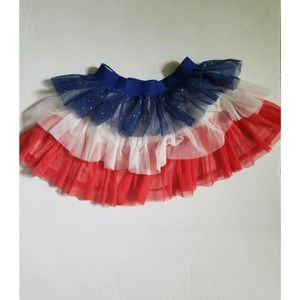 Truly Me Tiered Ruffle Skirt size 3T